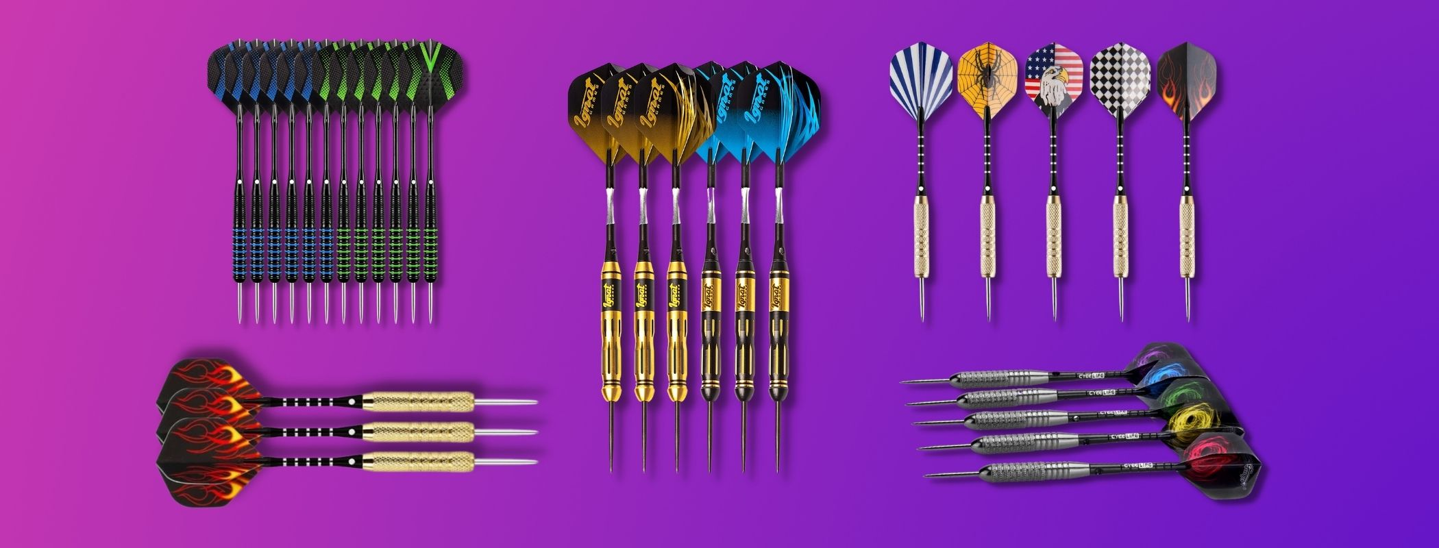 Best Darts for Beginners 2021 (Buyer's Guide & Reviews)