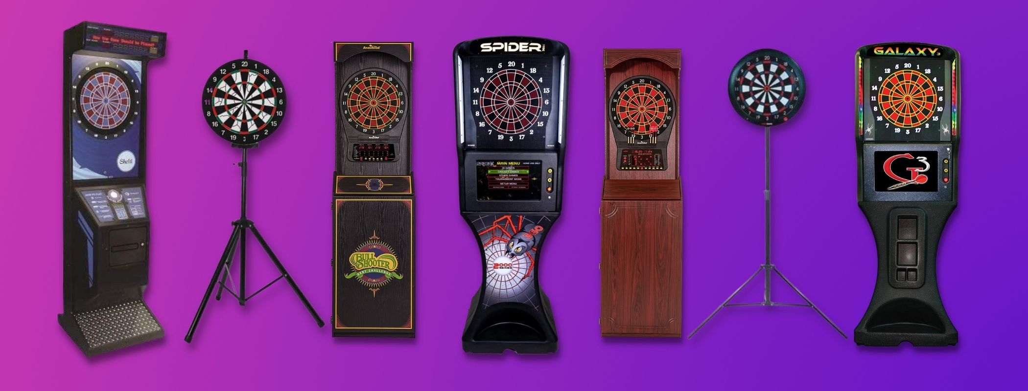 7 Best Free Standing Dart Boards [Updated for May 2021]