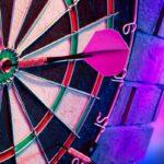 best dart board lights